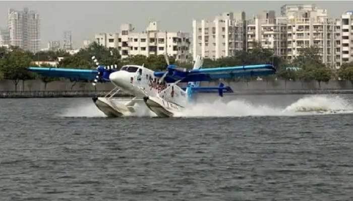 'கடல் விமான' சேவைக்காக மேலும் 14 நீர் நிலையங்களை உருவாக்க அரசு திட்டம்..!!!
