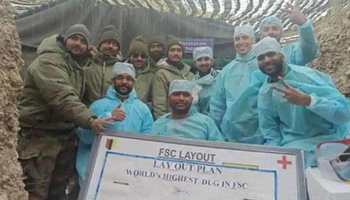 16,000 அடி உயரத்தில் Appendix Operation: கடுமையான சூழலில் இந்திய Army Doctors-ன் சாதனை!!
