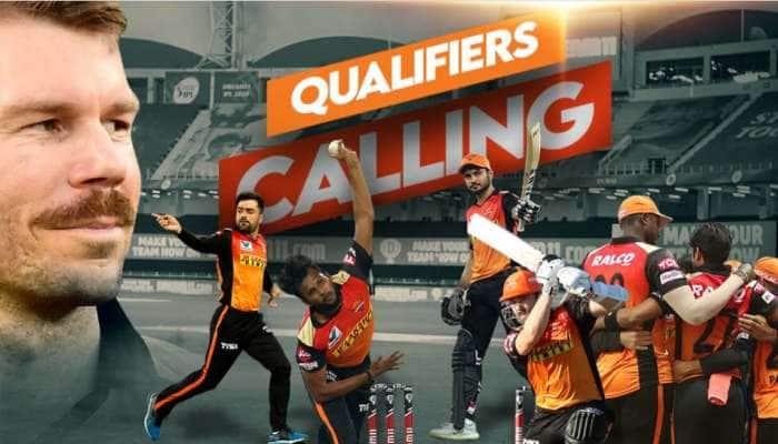 IPL 2020, Eliminator: ராயல் சேலஞ்சர்ஸ் பெங்களூருக்கு ஆப்பு வைத்த சன்ரைசர்ஸ் ஹைதராபாத்