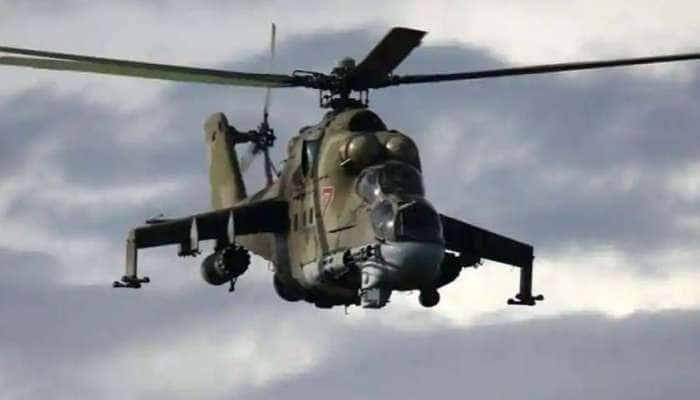 ரஷ்யாவின் Mi-24 ஹெலிகாப்டர் ஆர்மீனியாவில் சுட்டு வீழ்த்தப்பட்டதில் இருவர் மரணம்…