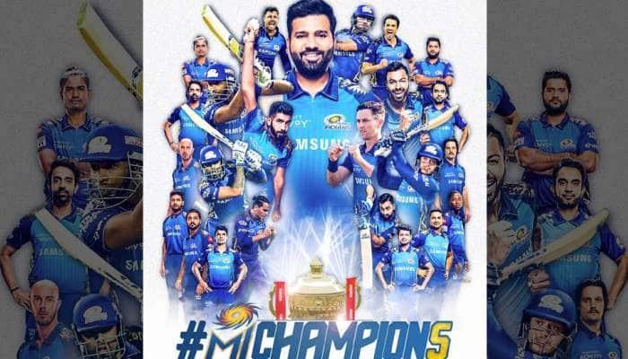 IPL 2020: மும்பை இந்தியன்ஸ் 5வது முறையாக IPL Champions பட்டத்தை கைபற்றியது!