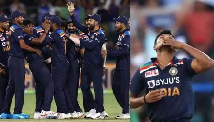 Ind vs Aus 1st T20: இந்தியா வெற்றி, தனது முதல் T20-ல் கலக்கிய தமிழக வீரர் நடராஜன்