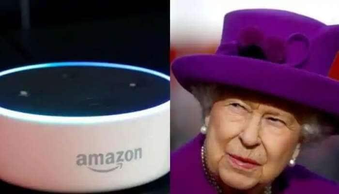 Hi-Tech ஆனது அரச குடும்பம்: Alexa மூலம் வரும் இங்கிலாந்து ராணியின் Christmas wish