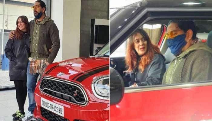 Fast and Furious ஆனார் Yuvraj Singh: இவர் வாங்கிய அதிவேக காரின் விலை 42.4 லட்சம்