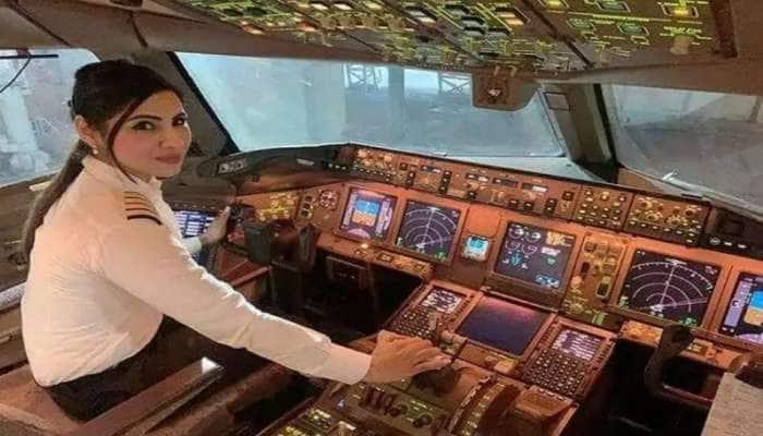 #சிங்கப்பெண்கள்: வட துருவத்தின் மீது பறந்து சாதனை படைக்கவுள்ளது Air India-வின் Women Pilot team