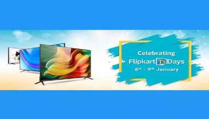Flipkart TV Days Sale: 65% தள்ளுபடியில் Smart TV வாங்க அருமையான வாய்ப்பு