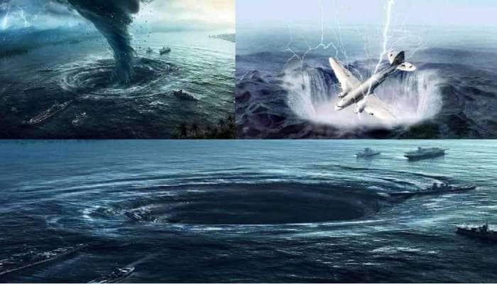 Bermuda Triangle: விமானங்களையும் கப்பல்களையும் விழுங்கும் பெர்முடா முக்கோணம்..!!