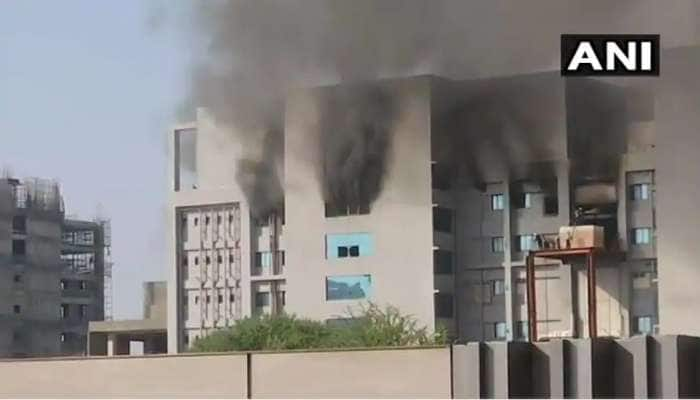 SII Fire: 5 பேர் இறந்தனர்; இறந்தவர் குடும்பத்தினருக்கு 25 லட்சம் இழப்பீடு
