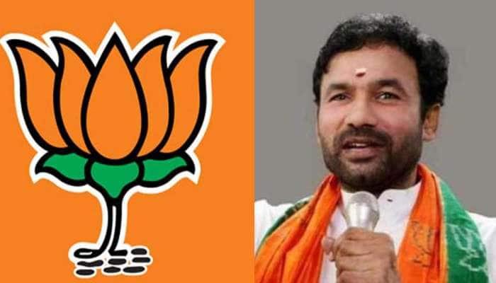 பாஜகவின் தமிழகத் தேர்தல் பொறுப்பாளர் G Kishan Reddy