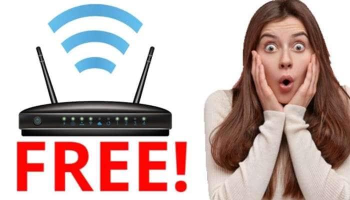 இலவச Wi-Fi Connection வேண்டுமா? இந்த நிறுவனம் சிறந்த சலுகையை வழங்குகிறது