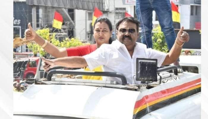 தேர்தல் பிரச்சாரத்தில் Captain Vijayakanth: சிலிர்த்து போன சின்ன கௌண்டர் ரசிகர்கள்