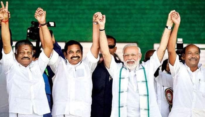 Tamil Nadu Election 2021: AIADMK கூட்டணியின் தொகுதிப் பங்கீடு இப்படி இருக்குமா?
