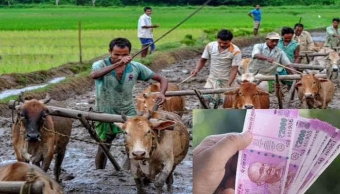 Kisan Samman Nidhi: பெறும் குழப்பம்! பெரும்பாலான விவசாயிகளுக்கு 7வது தவணை அடையவில்லை!