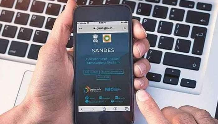WhatsApp-க்கு போட்டியாக மோடி அரசு களமிறக்கும் Sandes Messaging app