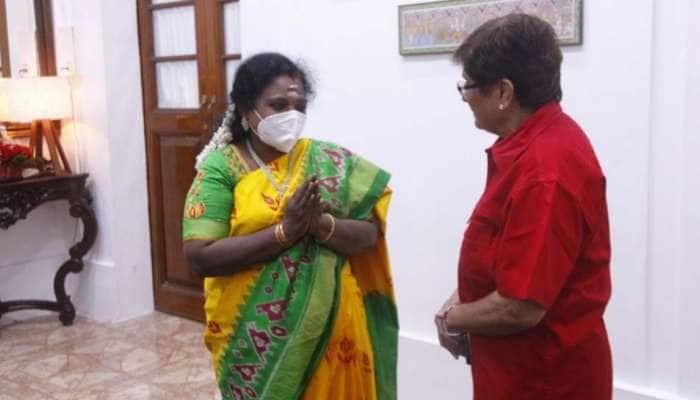 Puducherry: தமிழிசை சவுந்தரராஜன் துணை நிலை கவர்னராக இன்று பொறுப்பேற்பார்