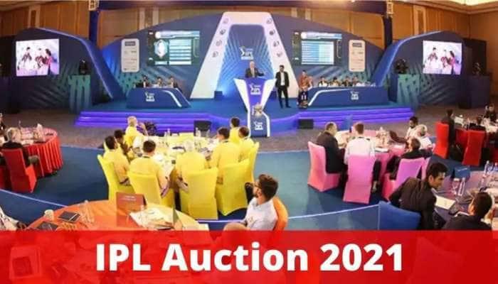 IPL 2021: சென்னையில் தொடங்கியது ஐபிஎல் ஏலம் 2021 - முழு விவரம்