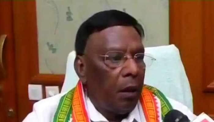 புதுவையில் தீவிரமடையும் அரசியல் நெருக்கடி.. மேலும் ஒரு எம் எல் ஏ ராஜினாமா..!!!
