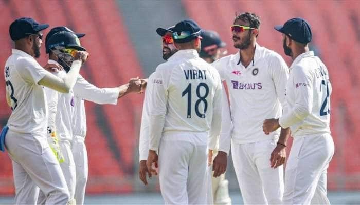 Ind vs Eng, 4th Test Day 1: ஆட்ட நேர இறுதியில் இங்கிலாந்து 205 all out,  இந்தியா 24/1