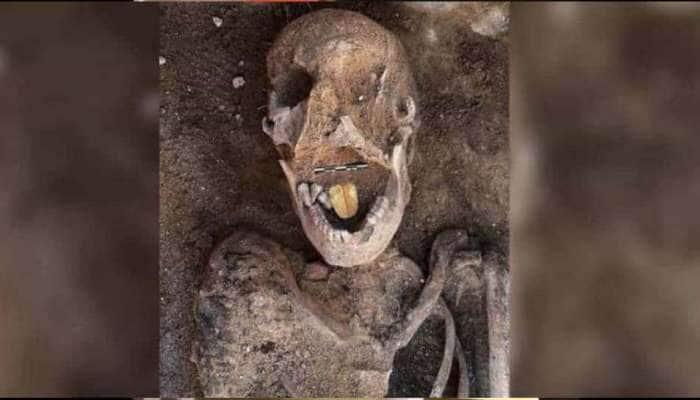 Alexandria: தங்க நாக்குகளுடன் 2000 ஆண்டுகள் பழமையான மம்மிகள் கண்டுபிடிப்பு