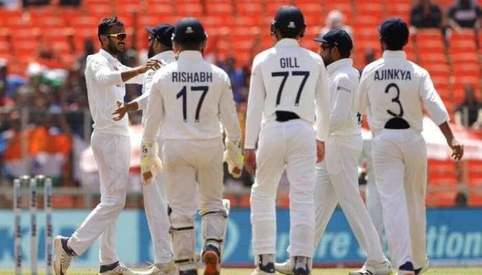 Ind vs Eng: இந்தியா அதிரடி வெற்றி, இங்கிலாந்து அணியை பேக் செய்தது அஸ்வின்-அக்சர் ஜோடி