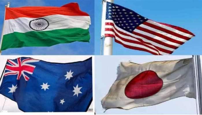 QUAD Summit 2021: அமெரிக்க கொரோனா தடுப்பு மருந்துகளை இந்தியாவில் தயாரிக்க முடிவு