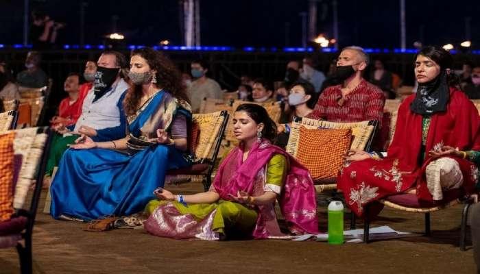 தியானமே சிறந்த பரிசு - ரசிகர்களுக்கு சமந்தாவின் சிபாரிசு