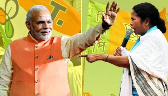 'TMC என்றால் Transfer my commission'என அர்த்தம் - மம்தா கட்சியை தாக்கிய பிரதமர் நரேந்திர மோடி