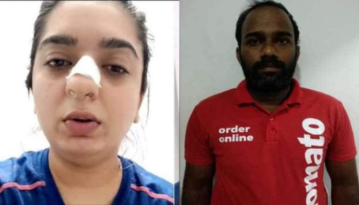 Zomato case:ஹிதேஷா சந்திரனி தப்பி ஓடியதன் காரணம் என்ன..!!