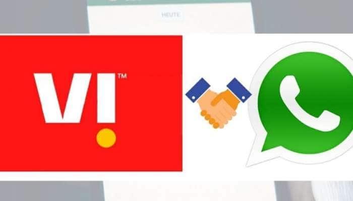 WhatsApp வழியாக Vodafone Ideaக்கு ரீசார்ஜ் செய்வது எப்படி?