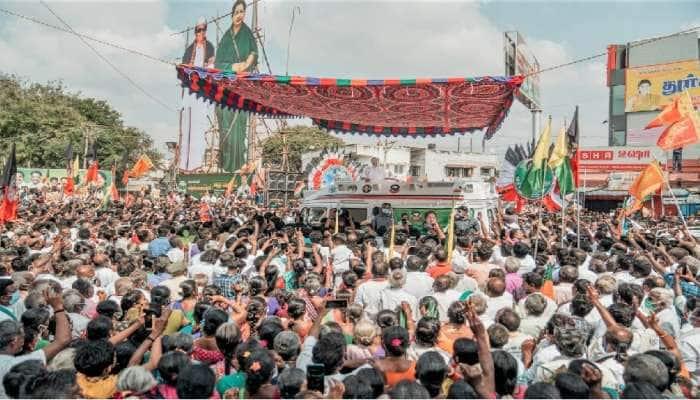 நேருக்கு நேர் விவாதிக்க தயாரா என ஸ்டாலினுக்கு சவால் விடும் எடப்பாடி பழனிச்சாமி