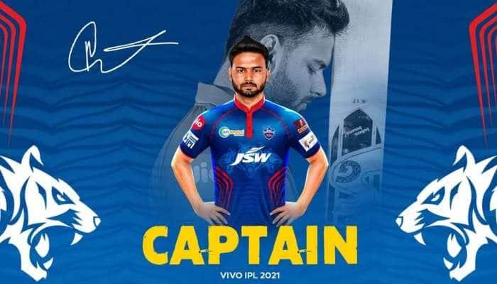 IPL 2021: டெல்லி கேபிடல்ஸ் அணியின் புதிய கேட்பன் ரிஷப் பந்த்
