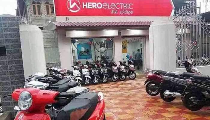 மின்சார வாகனங்களுக்காக 20 ஆயிரம் மெக்கானிக்களுக்கு பயிற்சி கொடுக்கும் HERO Electric