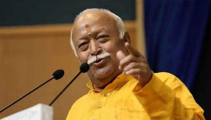 RSS தலைவர் மோகன் பகவத்திற்கு கொரோனா தொற்று