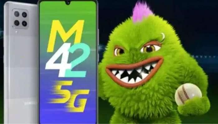 Samsung Galaxy M42 5G இந்தியாவில் அறிமுகம்: லீக் ஆன விலை, பிற விவரங்கள் இதோ