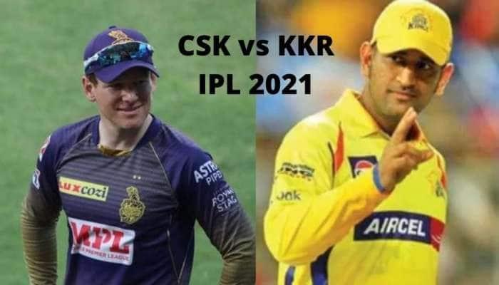 IPL 2021: CSK vs KKR: டாஸ் வென்ற கொல்கத்தா அணி முதலில் பந்துவீச முடிவு செய்தது