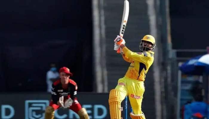 CSK vs RCB IPL 2021: CSKக்கு ஜடேஜா ரன் மழை, பெங்களூருக்கு 192 ரன்கள் இலக்கு!