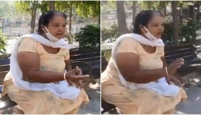 சாராயக் கடையை திறந்தால் ஓடி ஒளியும் கொரோனா, டெல்லி பெண்ணின் கோரிக்கை Video Viral