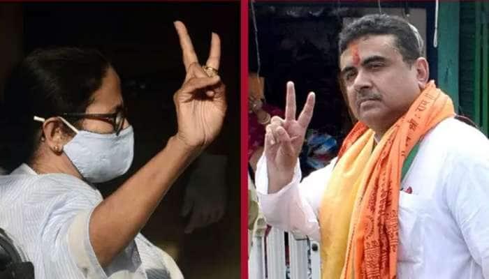 Election Result 2021: மேற்கு வங்க முதல்வர் மம்தா பானர்ஜி பின்னடைவு