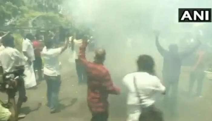 TN Election Results: கொண்டாட்டங்களை தவிர்க்காததால் சென்னையில் காவலர் பணி நீக்கம்