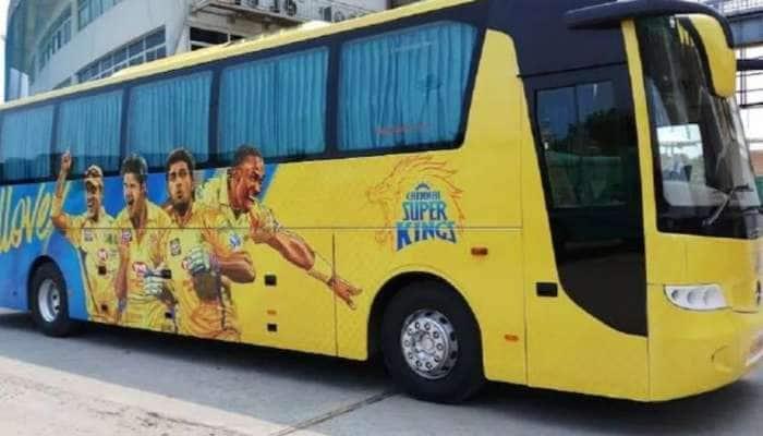 பரபரப்பு! சென்னை சூப்பர் கிங்ஸ் அணியில் 3 பேருக்கு கொரோனா!
