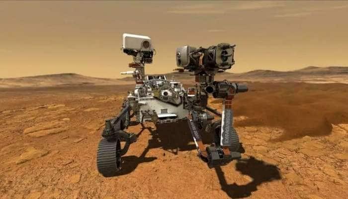செவ்வாய் கிரகத்தில் ஒலிக்கும் சப்தத்தை கேளுங்கள்; NASA வெளியிட்டுள்ளது புதிய வீடியோ