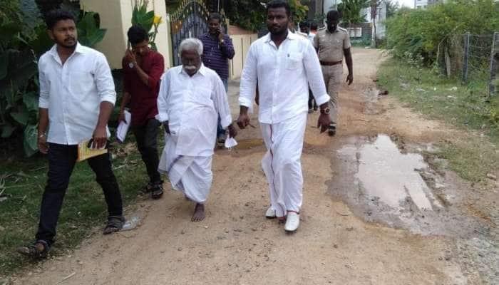 மக்களுக்கு உதவ களம் இறங்கிய பாஜக MLA MR. காந்தி, ISRO விடம் இருந்து ஆக்ஸிஜன் சப்ளை