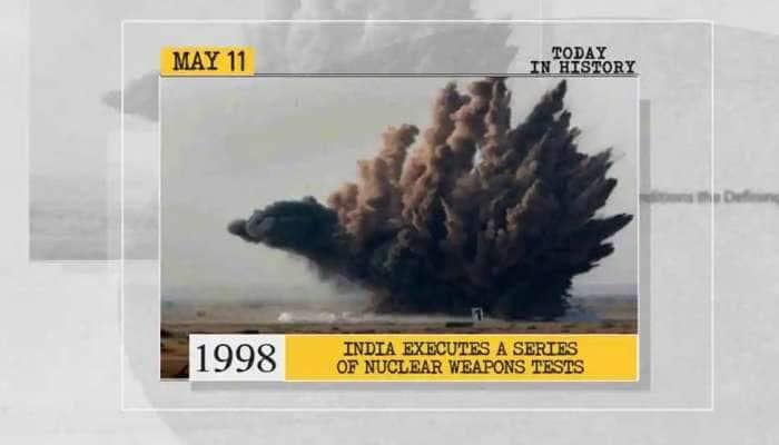 History Today: வரலாற்றின் பொன்னேடுகளில் May 11 முக்கியத்துவம் என்ன?
