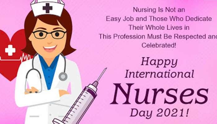 Salute Nurses:  முன்களப் பணியாற்றும் செவிலியர்களுக்கு International Nurses Day வாழ்த்துக்கள்