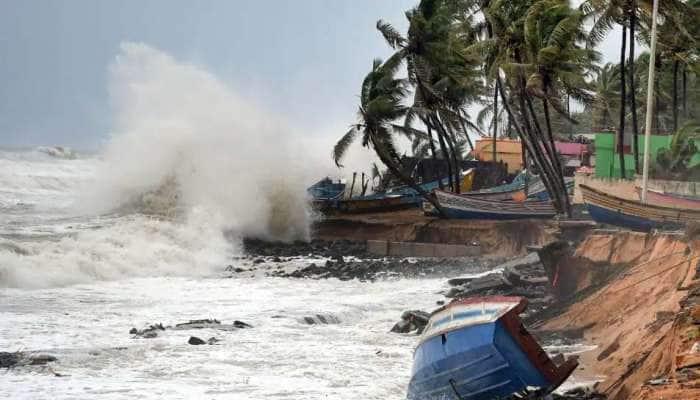 Cyclone Yaas: ஒடிசாவில் யாஸ் புயல் ஏற்படுத்தும் பாதிப்பு வீடியோ