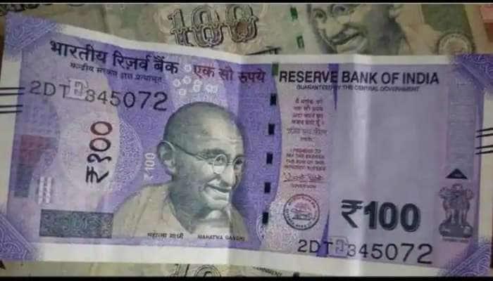 New Rs 100 Note: வார்னிஷ் பூச்சுடன் விரைவில் வெளிவரும் 100 ரூபாய் நோட்டு: RBI