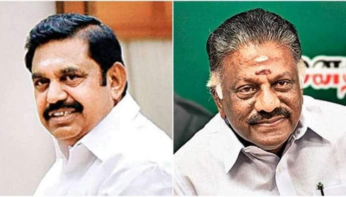 சென்னையில் EPS-OPS சந்திப்பு... சலசலப்புகளுக்கு முற்றுப் புள்ளி வைக்கப்பட்டதா.!
