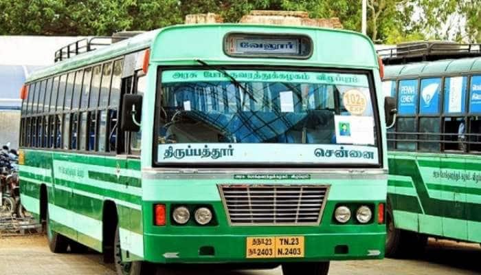 Lockdown Update: சென்னை உள்பட 4 மாவட்டங்களில் அரசு பஸ் சேவை தொடக்கம்