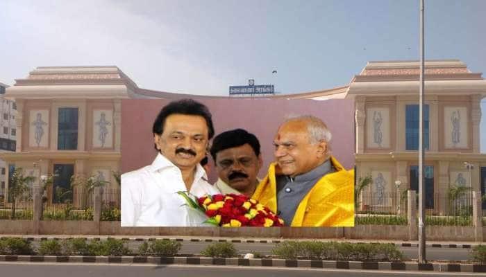 TN Assembly: தமிழக சட்டசபையின் முதல் கூட்டத்தொடரில் ஆளுநர் உரை