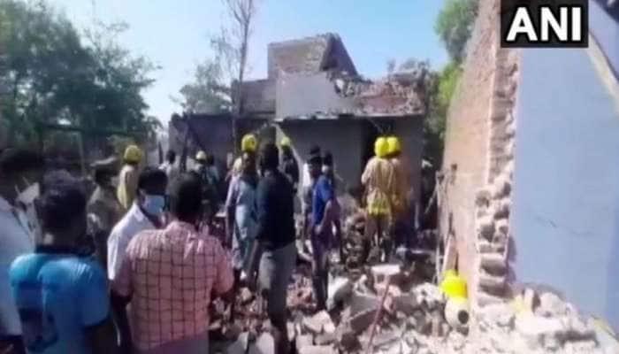 Tamil Nadu Shocker: விருதுநகர் பட்டாசு பிரிவில் பயங்கர தீ விபத்து, இருவர் பலி